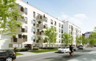 Kundenbetreuung, Ausstattungsmanagement und Sonderwunschmanagement fuer das Bauvorhaben Isar Docks in München bei Site Interiors