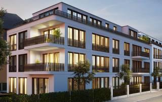 Bauvorhaben M01 Merzstrasse Muenchen Alt-Bogenhausen: Kundenbetreuung, Ausstattungs- und Sonderwunschmanagement durch Site Interiors