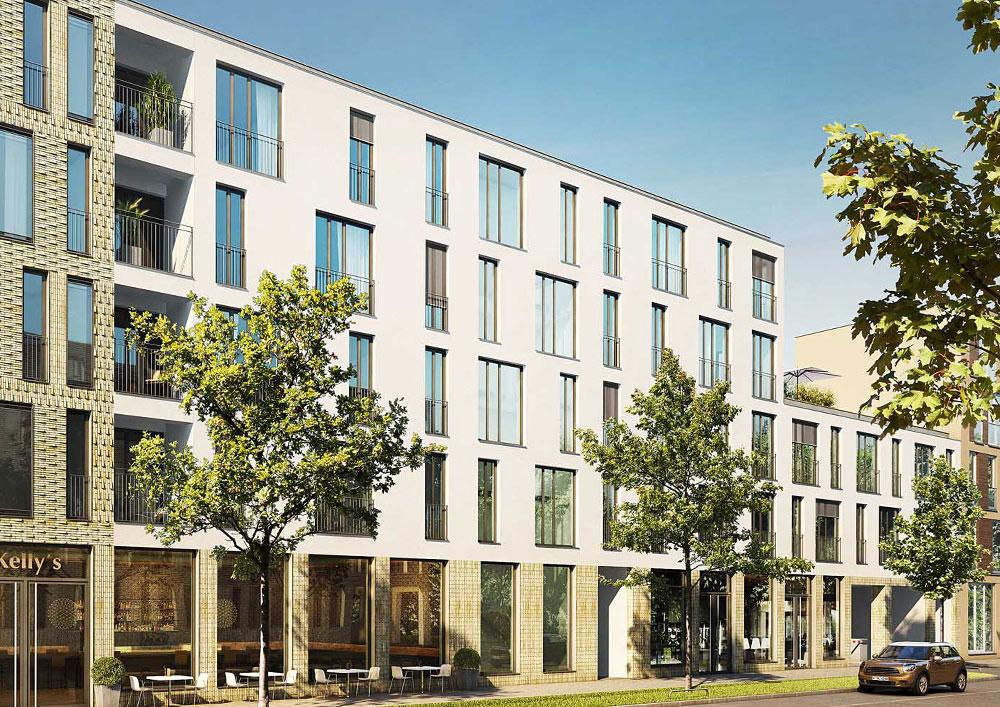 Bauträger Kundenbetreuung, Ausstattungsmanagement, Sonderwunschabwicklung und Übergaben, Bauvorhaben P01 München durch Site Interiors