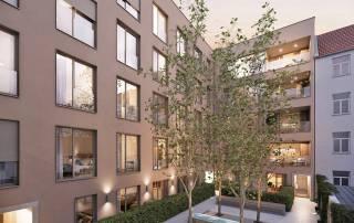 Externes Sonderwunschmanagement und After Sales Kundenbetreuung: Bautraeger-Services fuer das Bauvorhaben Troger Hoefe durch Site Interiors