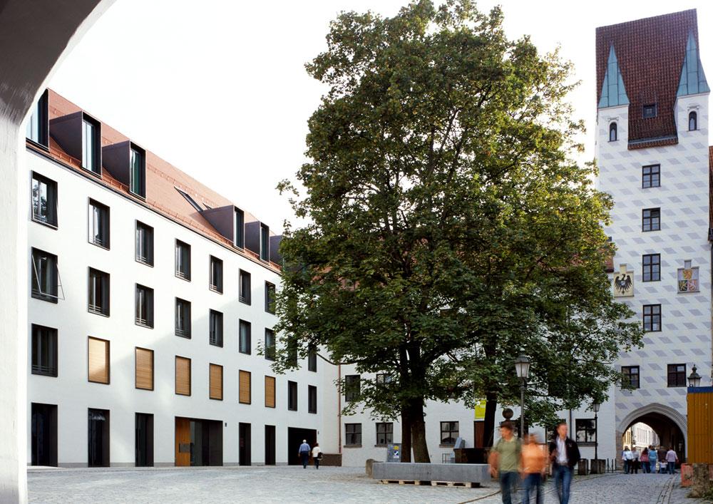Kundenbetreuung und Sonderwunschmanagement für Bauträger, Alter Hof München