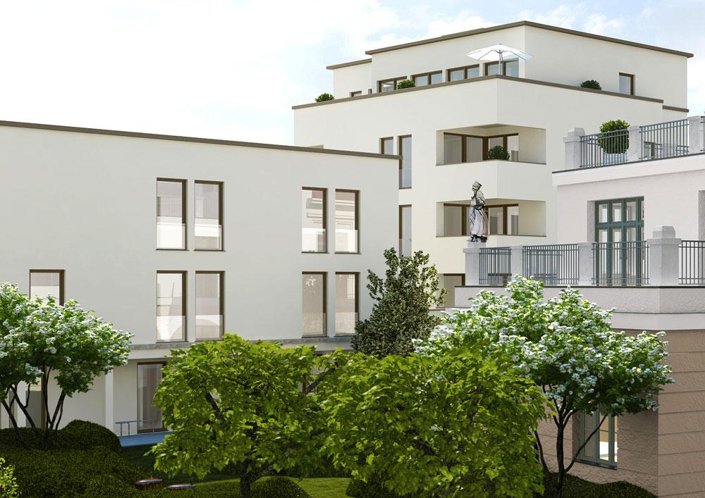 Bauträger Kundenbetreuung Projekt Lagot München
