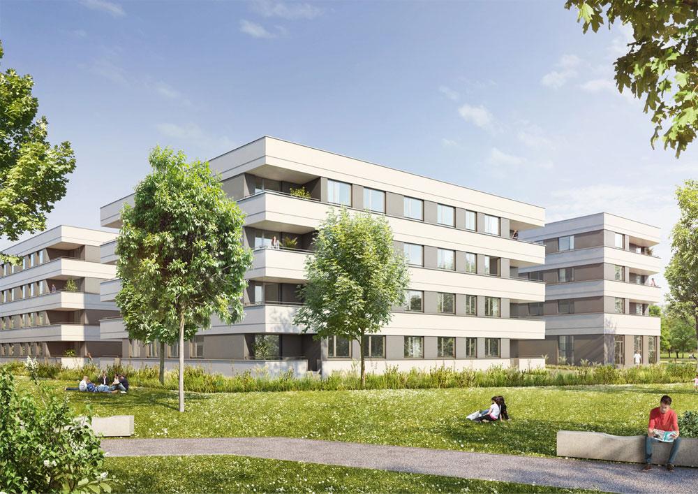 Kundenbetreuung Bauvorhaben Aubinger Winkel