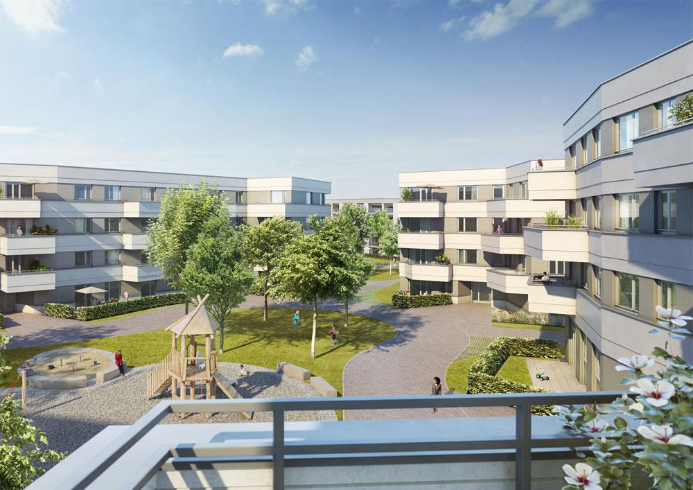 Kundenbetreuung, Ausstattungs- und Sonderwunschmanagement Bauvorhaben Aubinger Winkel