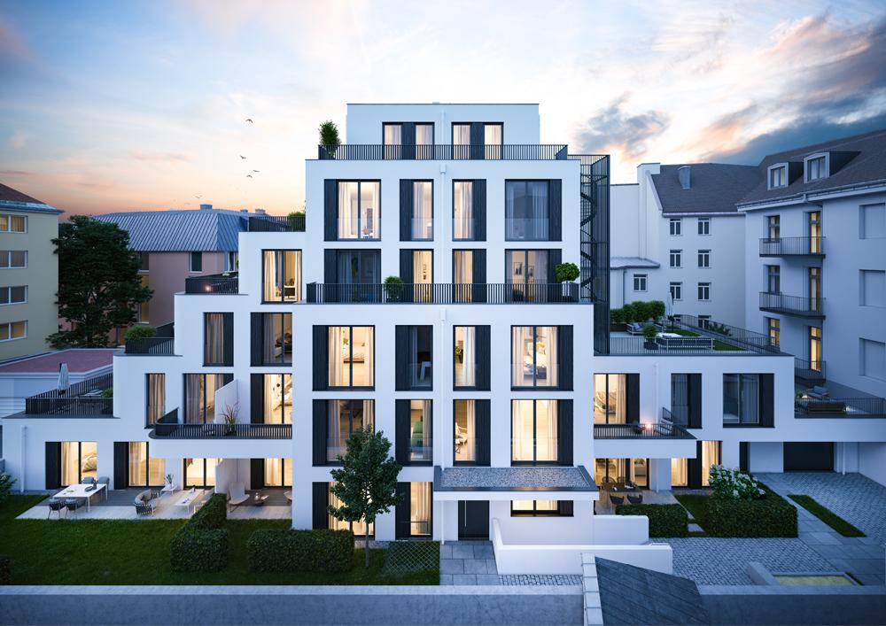 Kundenbetreuung und Sonderwunschmanagement für das Legat Living Projekt Barer Höfe München verantwortet Site Interiors