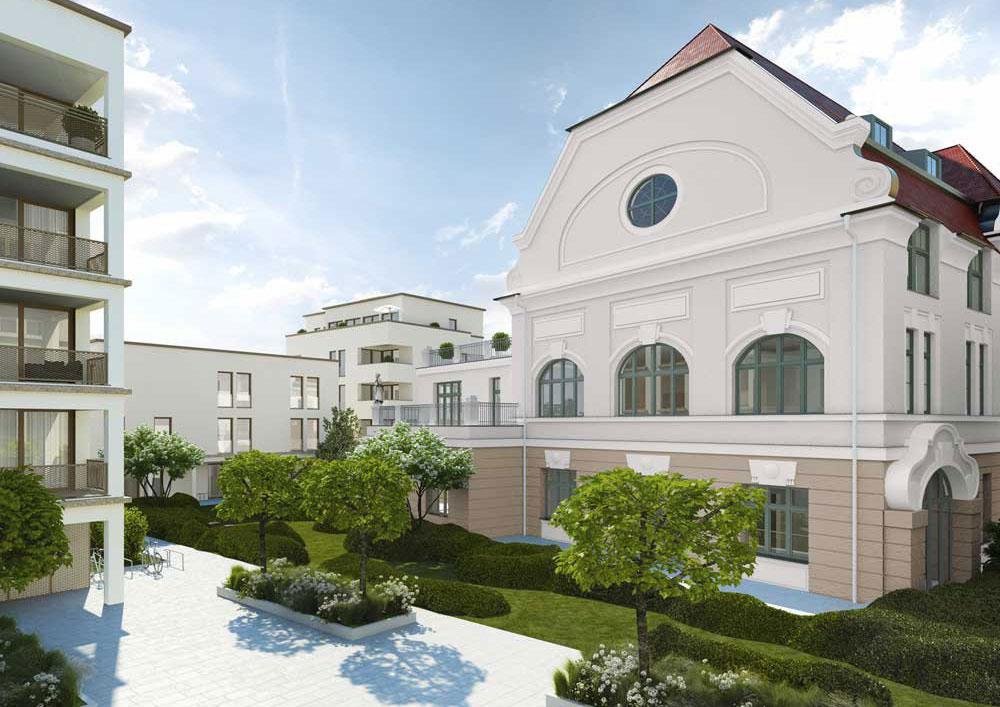Sonderwunschmanagement und Kundenbetreuung für das Bauvorhaben Lagot in München