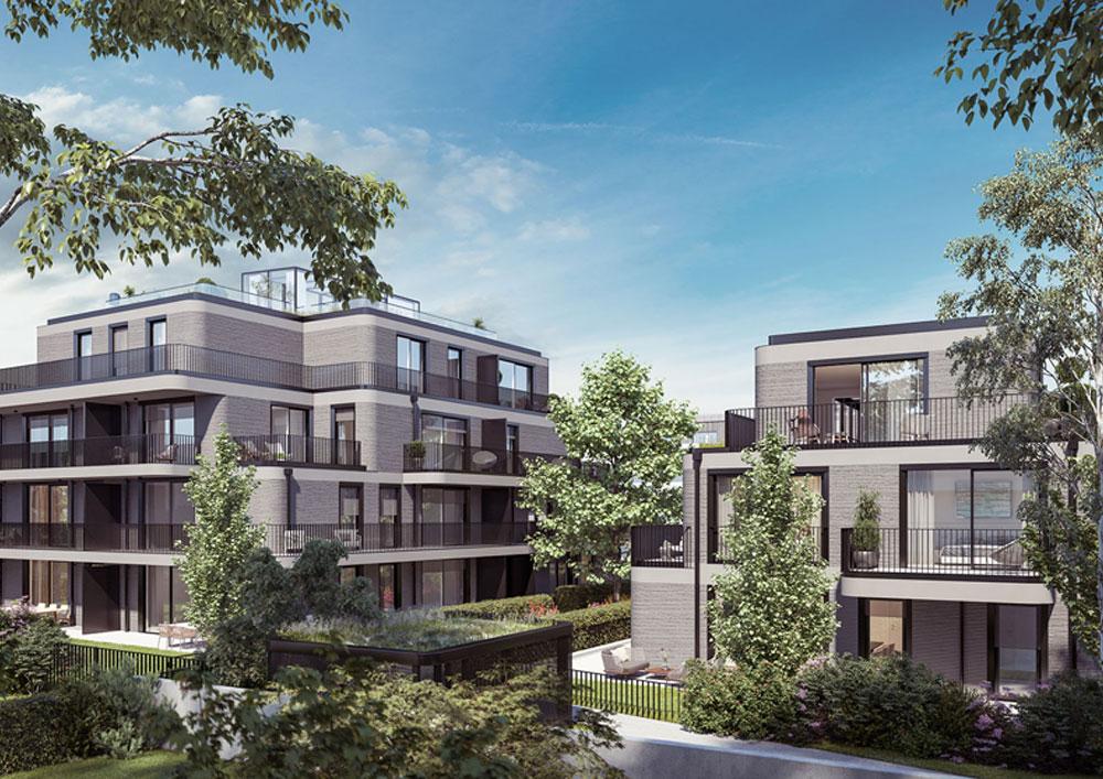 Kundenmanagement und Sonderwunschmanagement für das Legat Living Projekt Schwabinger Bach: Site Interiors