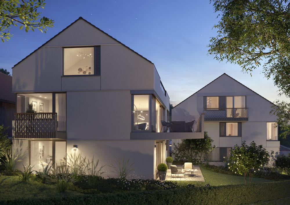 Consulting und Kundenmanagement für das Wohnbauprojekt Wittelsbacher 34