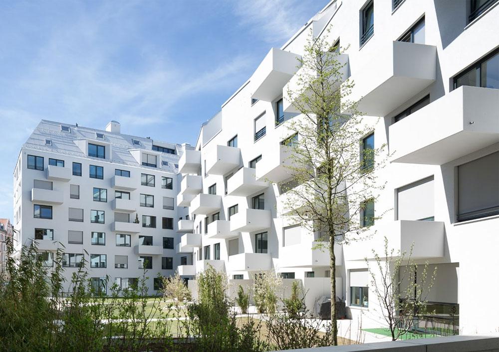 Kundenmanagement für Südhausbau: Nymphenburger Straße